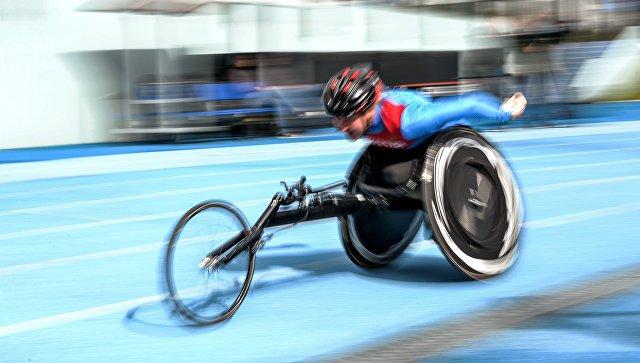 Всероссийские паралимпийские соревнования в Новогорске