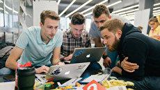 Образовательный хакатон EdHack: Chatbots and AI в Национальном исследовательском технологическом университете МИСиС