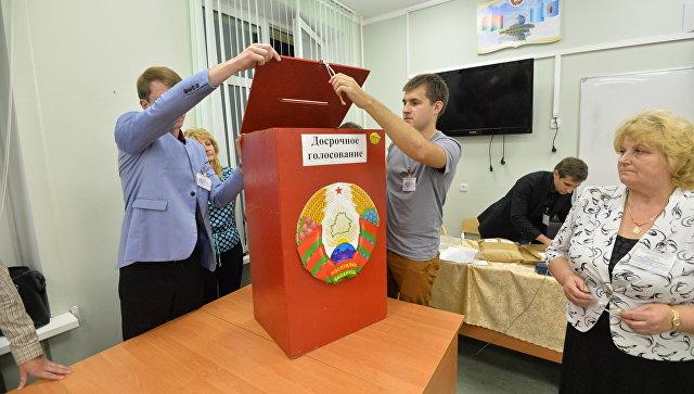 Выборы проходят спокойно— ЦИК Республики Беларусь