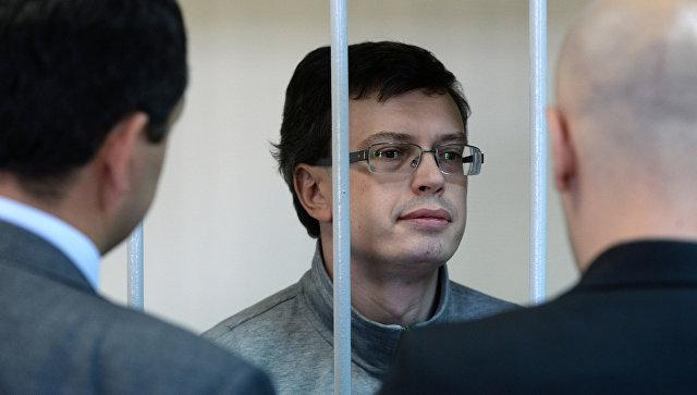 Замглавы УСБ СКР Ламонову продлили арест натри месяца
