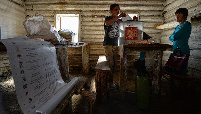 Навыборах в Государственную думу РФ преждевременно проголосовали 0,05% избирателей