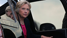 Кандидат в президенты США от Демократической партии Хиллари Клинтон. Сентябрь 2016 года