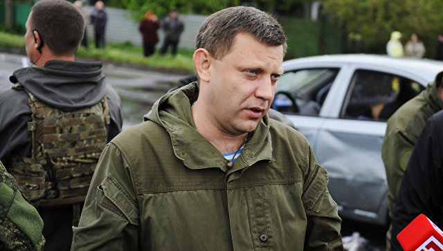 Глава ДНР сравнил тактику украинских силовиков и террористов ИГ