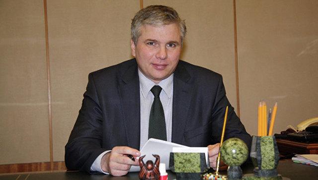 Генеральный директор ОАО Санкт-Петербургское морское бюро машиностроения Малахит Владимир Дорофеев