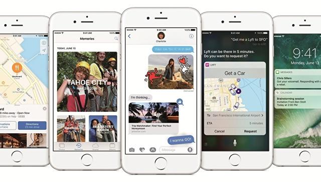 Акцент на эмоциях: основные нововведения и огрехи в Apple iOS 10