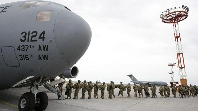 WSJ узнала о планах Обамы отправить 250 военных в Сирию