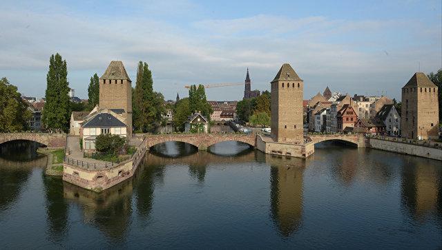 Страсбург, архивное фото