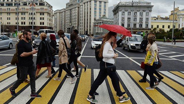 В российской столице завершены основные работы поблагоустройству улиц— Собянин