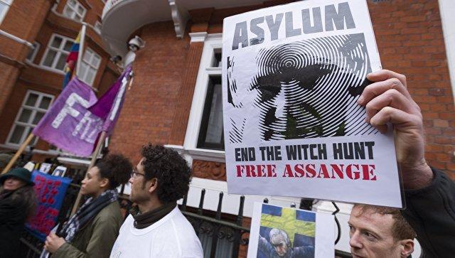 Шведский апелляционный суд оставил всиле ордер наарест Ассанжа