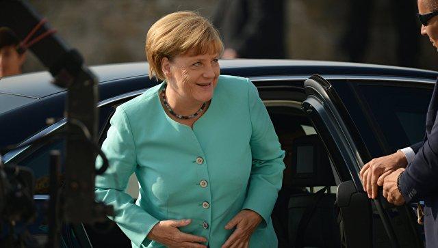 Канцлер ФРГ Ангела Меркель, архивное фото
