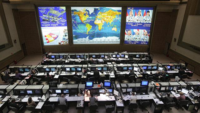 Центр управления полетами в Королеве. Архивное фото