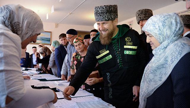 Кадыров заявил, что таких открытых и честных выборов в Чечне еще не было