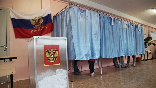 Навыборах проголосовали 62 тысячи подозреваемых иобвиняемых— ФСИН