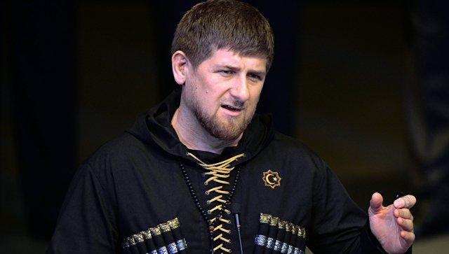Глава Чеченской Республики Рамзан Кадыров. Архивное фото.