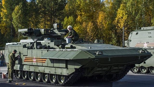 NIназвал безупречную машину для актуальных насегодняшний день войн