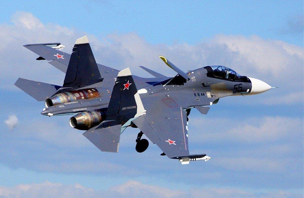 NIсравнил Су-35 ссамолетами ВВС США