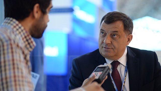 Республика Сербская грозит выходом изБоснии иГерцеговины