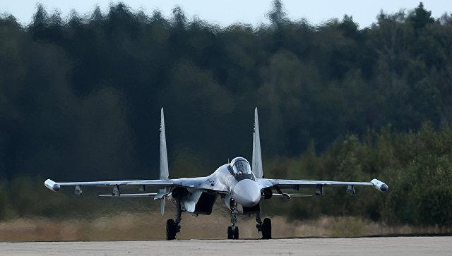 ССу-35 могут справиться только F-22— Американские профессионалы