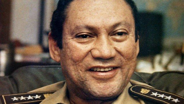Прежний панамский диктатор освобождён изтюрьмы для проведения операции