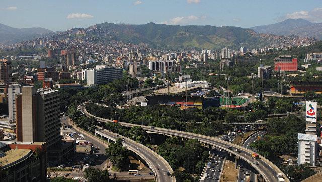 Каракас. Архивное фото