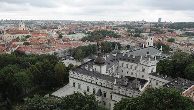 Города мира. Вильнюс. Архивное фото