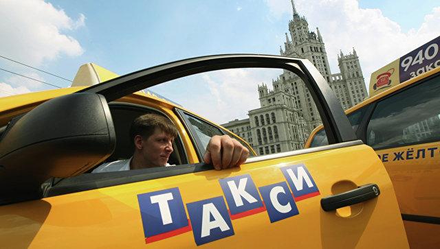 Полицейские задержали шестерых таксистов наакции протеста уофиса «Яндекса»