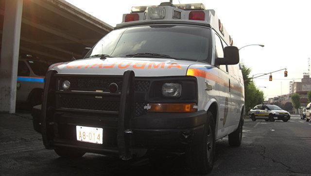 Автомобиль скорой помощи, Мексика