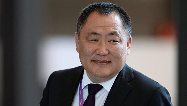 Шолбан Кара-оол официально вступил в должность главы Тувы