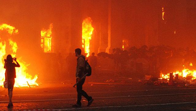 Генеральная прокуратура установила всех организаторов трагичных событий 2мая вОдессе