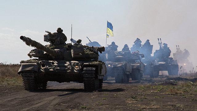 ВСУ совершили попытку прорыва в районе Ясиноватой