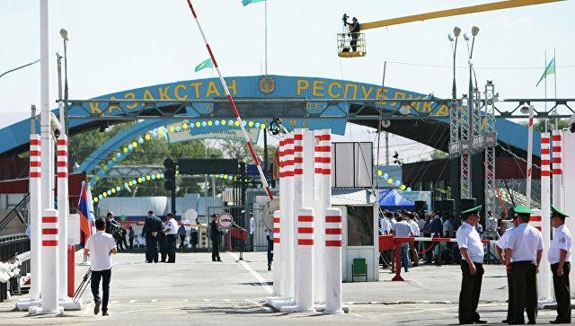 Астана обдумывает предложение оснятии фитоконтроля награнице сКР