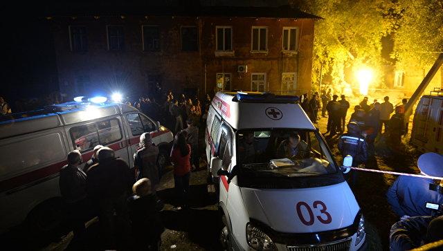 Четверо маленьких детей погибли при пожаре вОмской области
