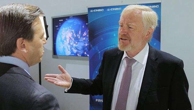 Заместитель министра финансов РФ Сергей Сторчак. Архивное фото