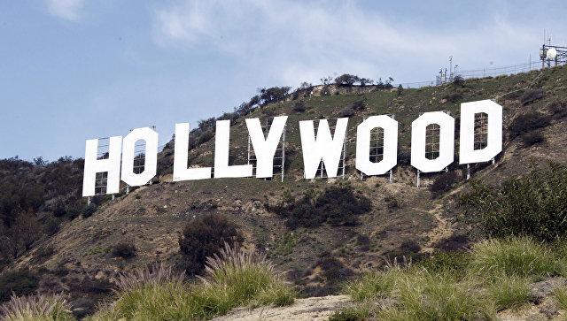 Известную надпись Hollywood вЛос-Анджелесе испортил любитель марихуаны