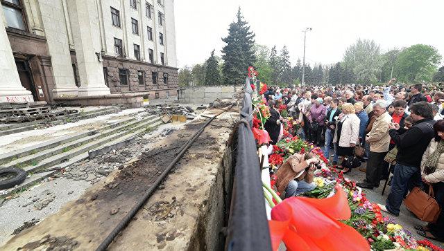 Одесский суд заново рассмотрит дело обеспорядках 2мая позапрошлого 2014г