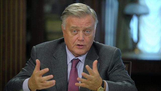 Владимир Якунин. Архивное фото