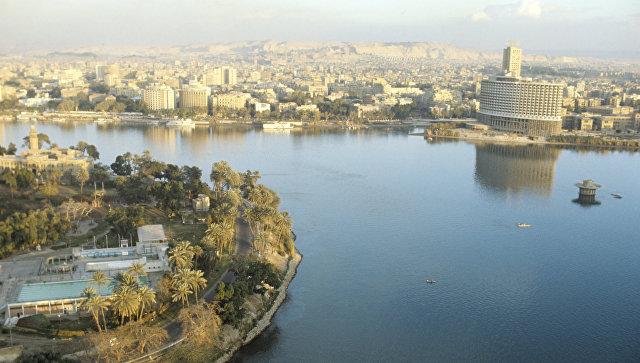 Набережная Нила. Архивное фото