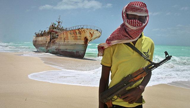 Сомалийский пират. Архивное фото