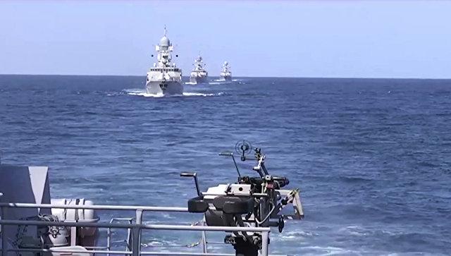 Ракетный корабль Каспийской флотилии совершит деловой визит встолицу Азербайджана