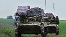 Боевые машины десанта БМД-2. Архивное фото