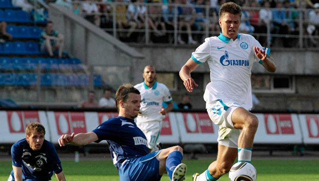 Станислав Черчессов вызвал вштаб сборной Российской Федерации защитника «Уфы»