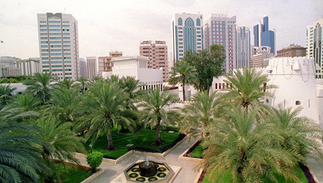 Абу-Даби, столица ОАЭ. Архивное фото