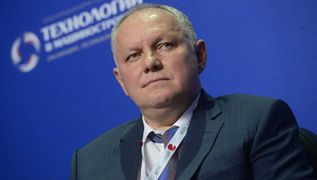 Генеральный директор ОАО Вертолеты России Александр Михеев. Архивное фото