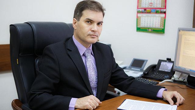 Вице–губернатор Краснодарского края Сергей Усенко