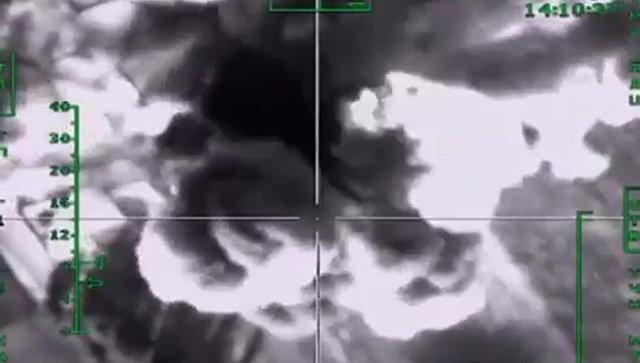 Авиаудары ВКС РФ по объектам ИГ (ДАИШ) в Сирии