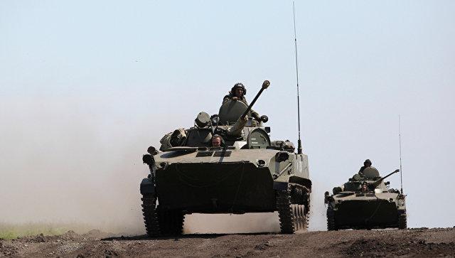 Вуссурийское соединение ВДВ поступит неменее 30 военных машин десанта