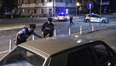 Сотрудники правоохранительных органов Косово. Архивное фото