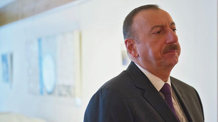 Территориальные претензии Алиева