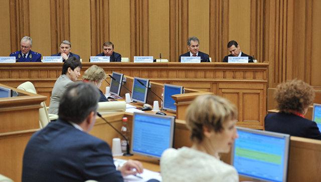 И.Брынцалов избран председателем МособлдумыVI созыва
