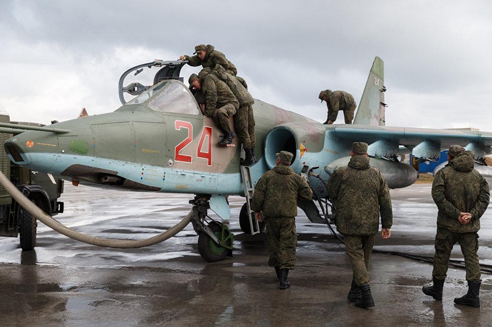ВРФ назвали цели антироссийской кампании поСирии